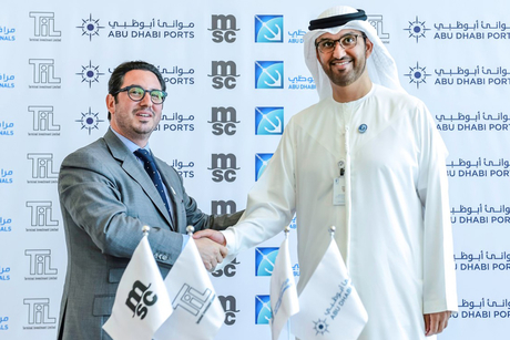 Abu Dhabi Ports strikes $1bn deal to develop Khalifa Port terminal
