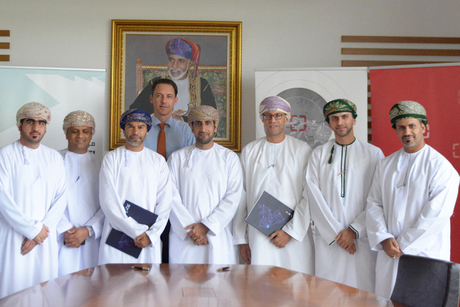 Marafi, Khazaen Economic City to develop Oman's first dry port