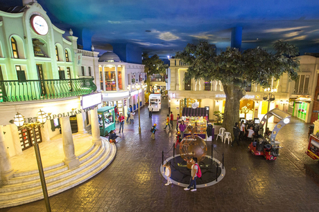 Emaar arm, Aldar ink deal for KidZania at Yas Mall
