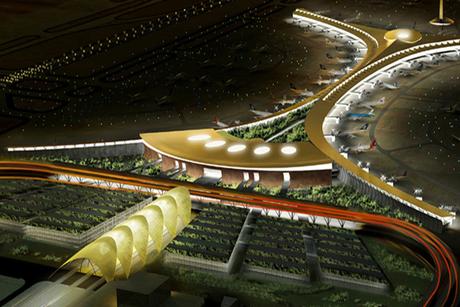 King Abdulaziz International Airport expansion 88% complete