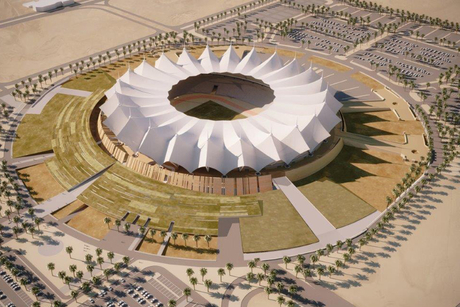 In Pictures: Top 10 stadiums for football matches in the Middle East