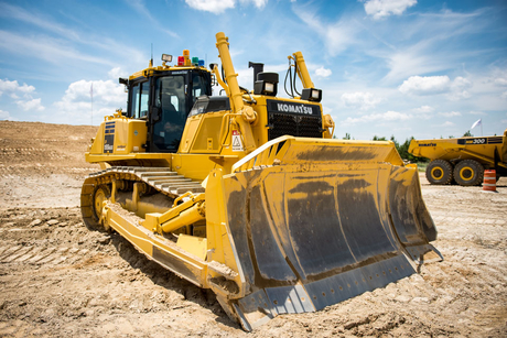 Komatsu and Trimble partner to improve exchange of 3D site data