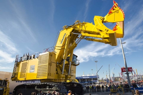Komatsu's Q2 profits soar 76% as sales in China double