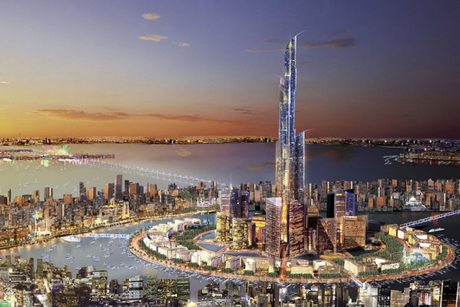 Construction plans of Kuwait's $86bn Silk City revealed
