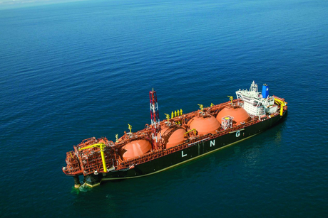 Toscana takes delivery of Qatar Rasgas' LNG cargo