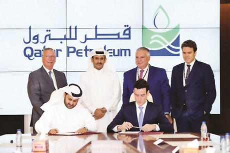 QP's affiliate Ocean LNG inks first SPA agreement