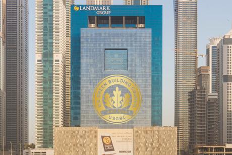 Landmark Tower in Dubai Marina achieves LEED Gold certification