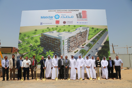 Masdar City breaks ground on new apartments