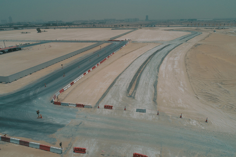 Major earthmoving work completed for Tilal Al Ghaf project in Dubai