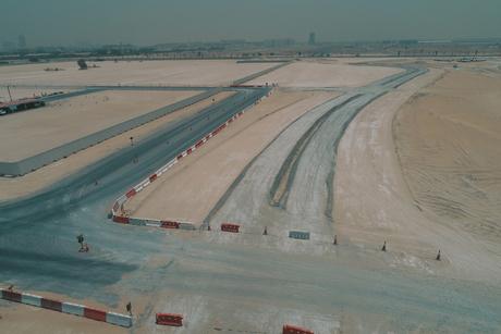 Major earthmoving work completed for Tilal Al Ghaf project in Dubai
