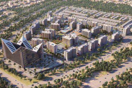 Infrastructure tender issued for $1.2bn MAG Eye in Dubai