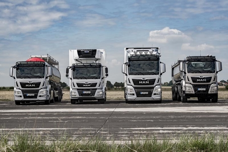 MAN to show major truck performance updates at IAA