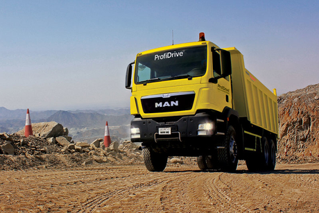 Raising the game: truck driver safety tactics
