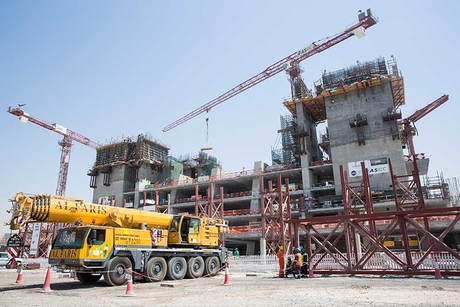 Site visit: Mohammed bin Rashid Library, Dubai