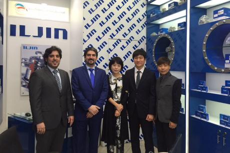 Dubai firm allies with Korean bearings giant ILJIN