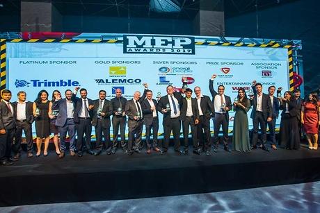 Companies that won big at the MEP Awards 2017