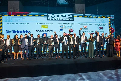 Companies that won big at the MEP Awards 2017