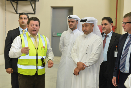 Qatar: $41m tyre recycling plant now operational