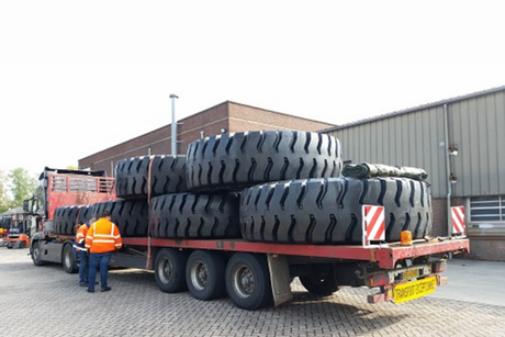 Saudi Arabian cement firm orders 32 massive crusher tyres from Magna