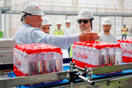 Mai Dubai bottled water plant 80% complete