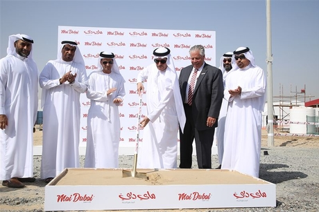 Mai Dubai breaks ground at new expansion project