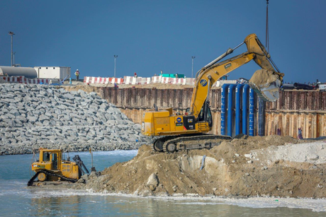 Six Construct completes Dubai Water Canal works