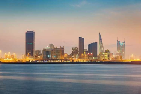 Bahrain king inaugurates biggest city in the country