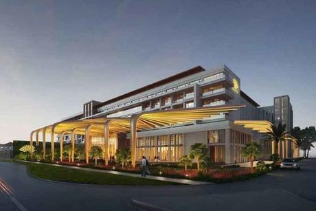 Wasl's Mandarin Oriental hotel in Dubai 74% complete
