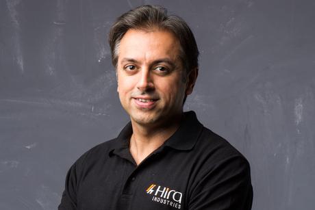 Global player: Hira targets international markets