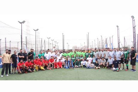 UAE: Mapei holds first Dubai football tournament