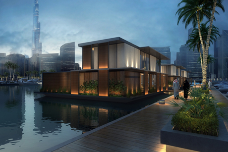 Marasi homes to be floated from Finland to UAE