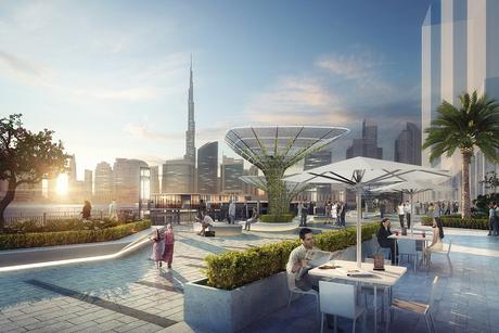 Marasi Business Bay Promenade to open next month