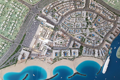 Video: What will Marassi Al Bahrain look like once it's finished?