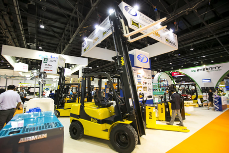 Materials Handling Middle East eyes automation and Industry 4.0