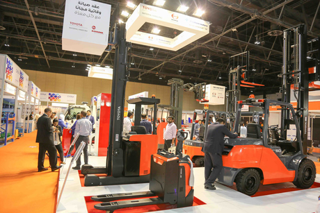 GCC market for materials handling equipment to exceed $4.8bn by 2020