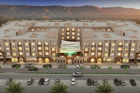 Mazaya Residence Al-Mawaleh on track for H2 2018 delivery