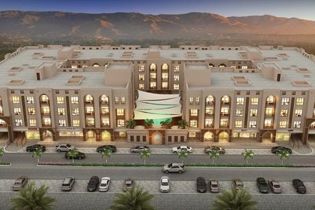Mazaya Residence Al-Mawaleh on track for H2 2018 delivery