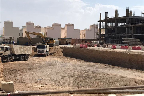Kuwait-owned Mazaya Residence in Oman 30% complete