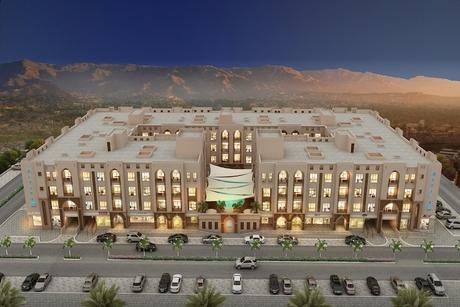 Construction of Kuwaiti giant Al Mazaya's Oman homes 65% complete
