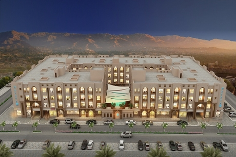 Construction of Kuwaiti giant Al Mazaya's Oman homes 65% complete