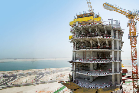 Site visit: Meera, Abu Dhabi
