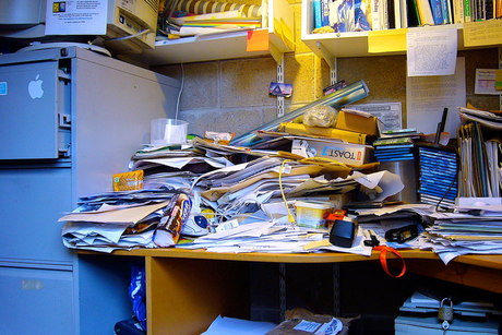 Office design could be affecting staff performance