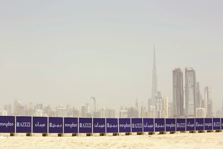 Azizi starts work on $463m project in Dubai's Meydan One