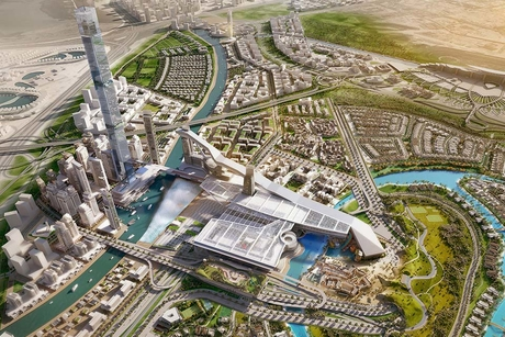 Salini Impregilo wins $435m Meydan mall contract