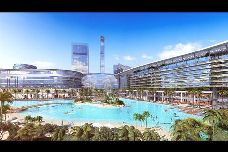 Dubai Ruler launches Meydan One Mall