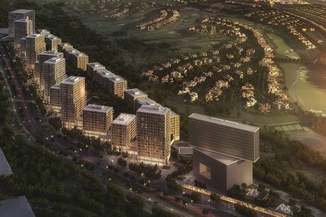 Deyaar awards $163m contracting deal for Midtown project