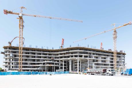 Dubai's Azizi Mina project progressing on schedule
