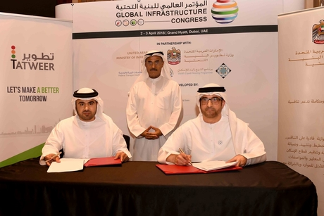 UAE MoID inks three bilateral agreements to boost national infrastructure