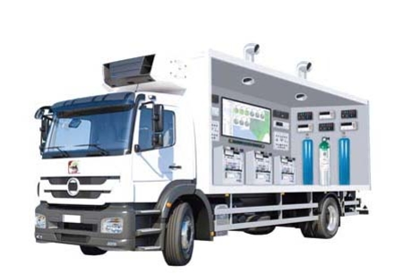 Dubai to add mobile air quality monitoring vehicle
