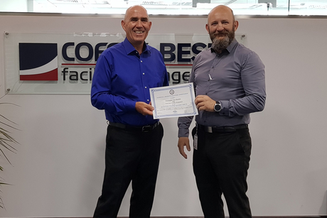 Cofely Besix Facility Management receives NADCA membership